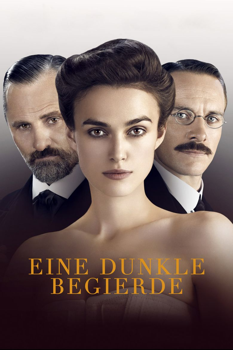 A Dangerous Method movie poster