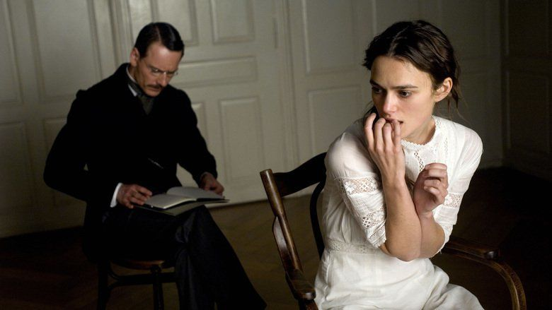 A Dangerous Method movie scenes