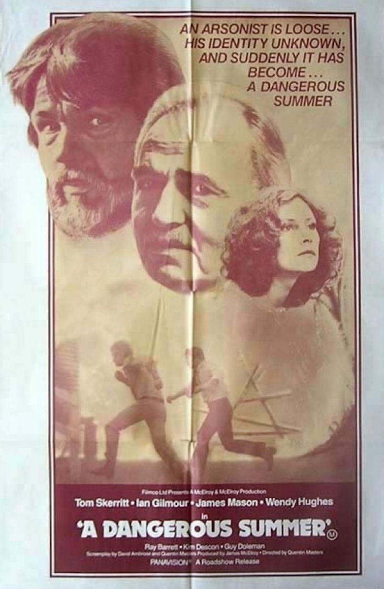 A Dangerous Summer movie poster
