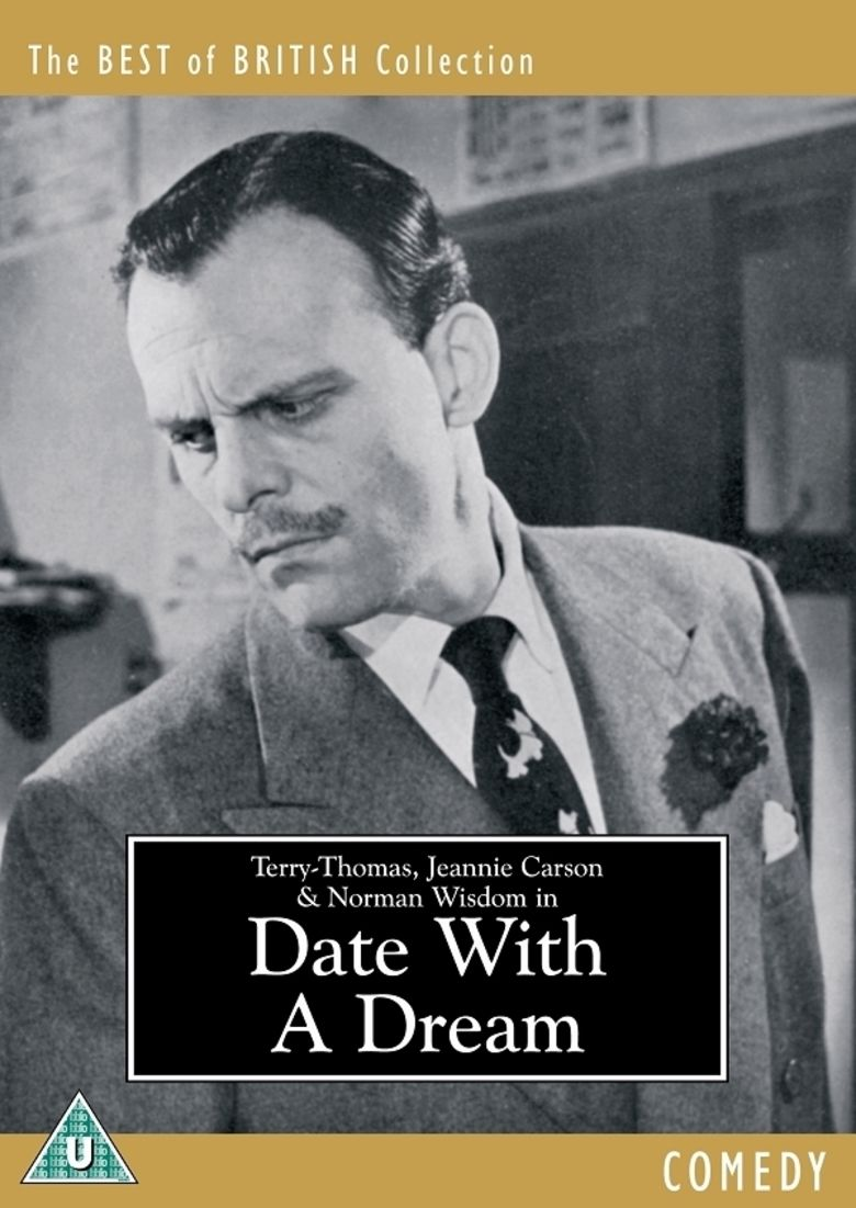 A Date with a Dream movie poster
