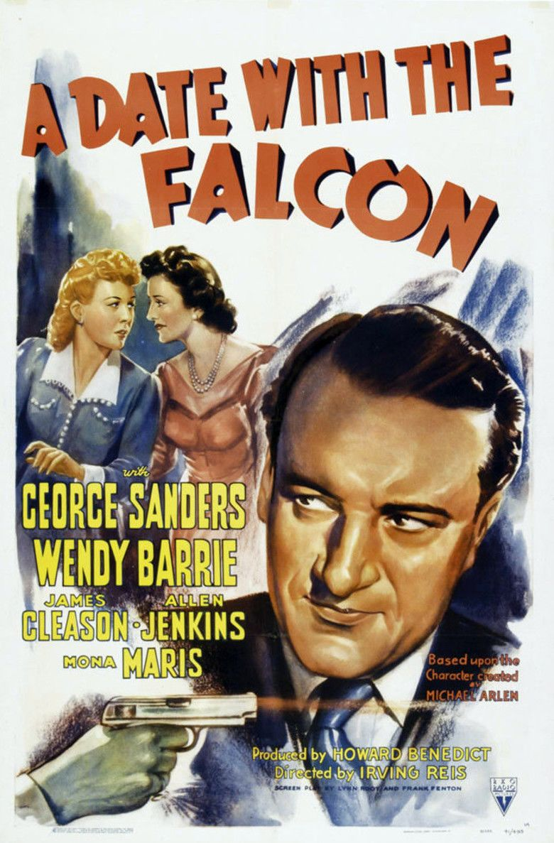 A Date with the Falcon movie poster