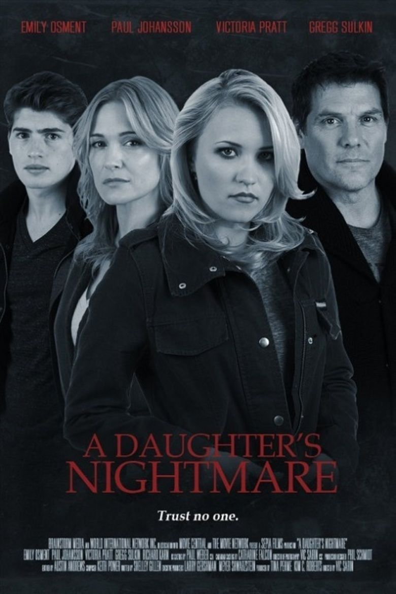 A Daughters Nightmare movie poster