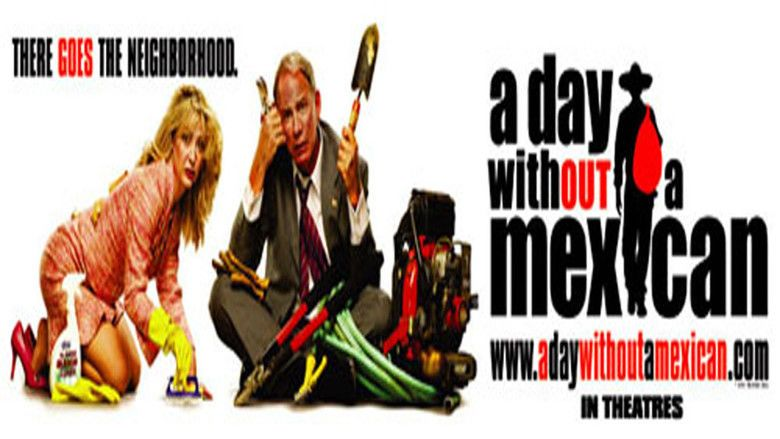A Day Without a Mexican movie scenes