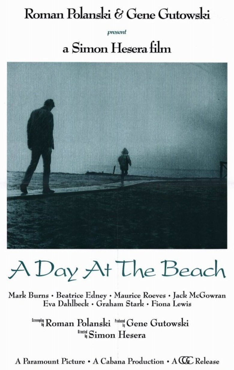 A Day at the Beach movie poster
