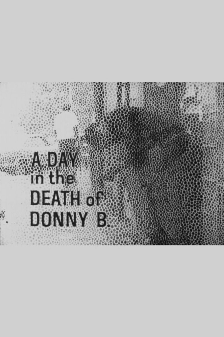 A Day in the Death of Donny B movie poster