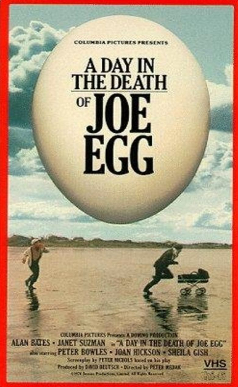 A Day in the Death of Joe Egg (film) movie poster