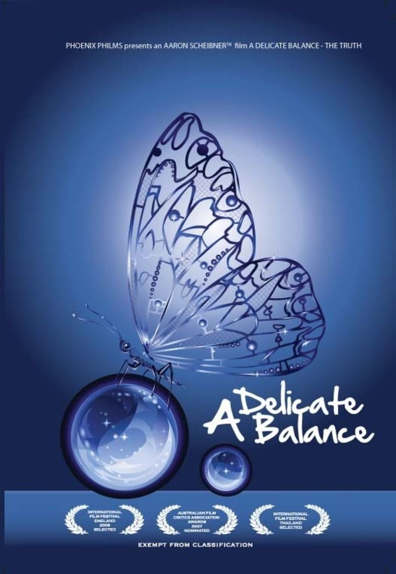 A Delicate Balance The Truth movie poster