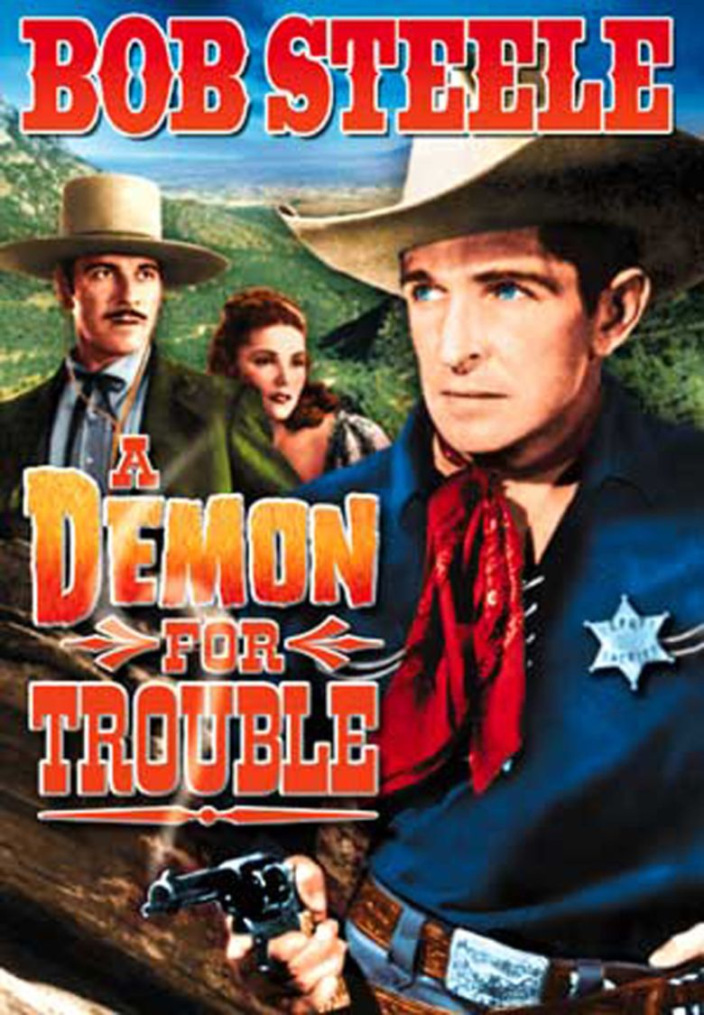 A Demon for Trouble movie poster