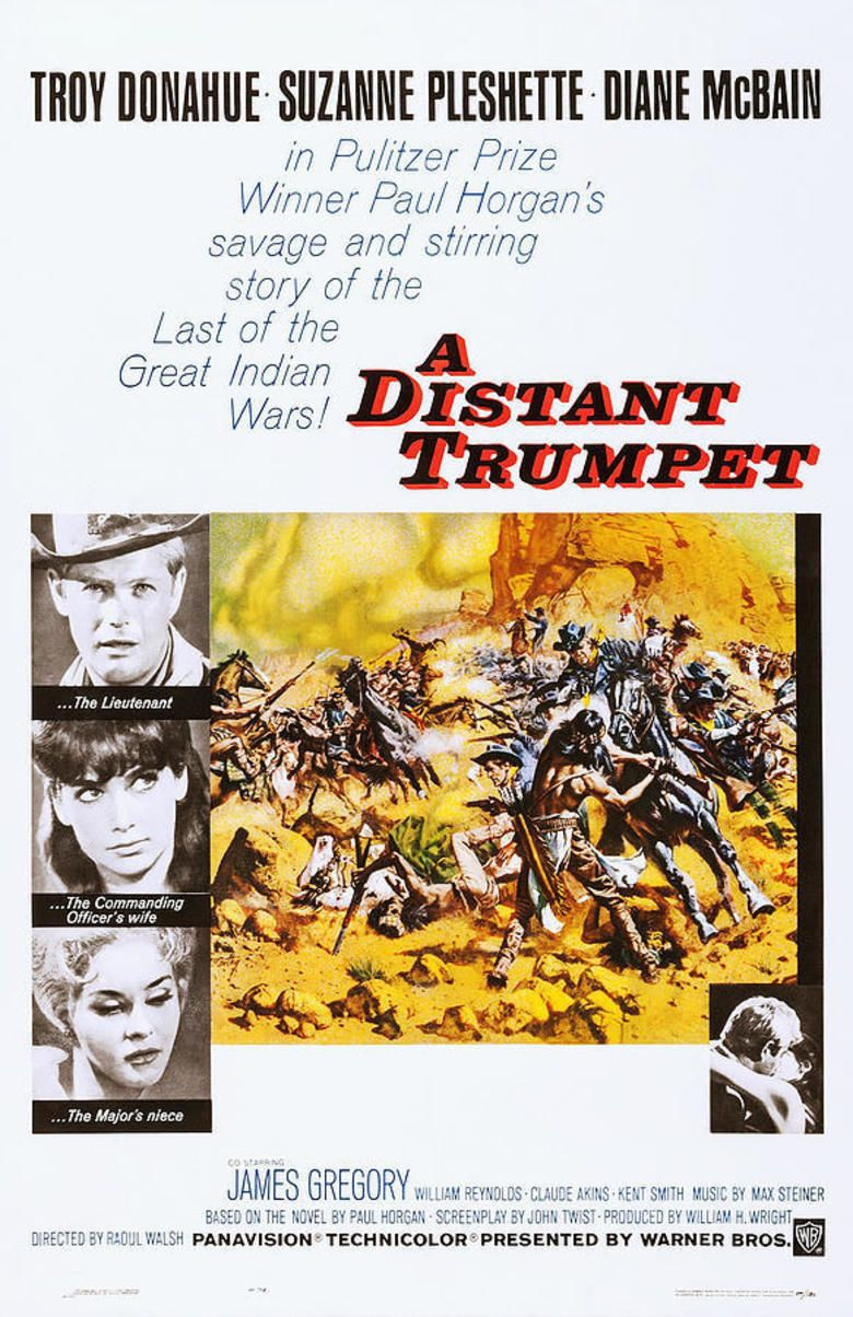 A Distant Trumpet movie poster