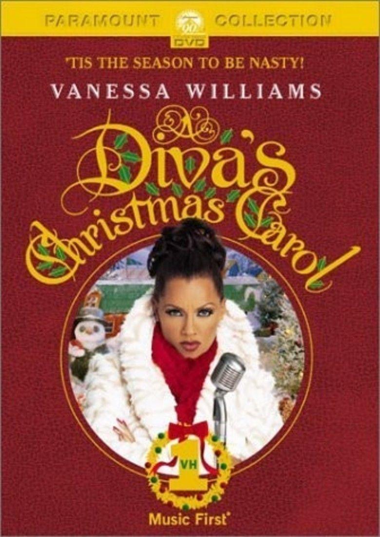 A Divas Christmas Carol movie poster