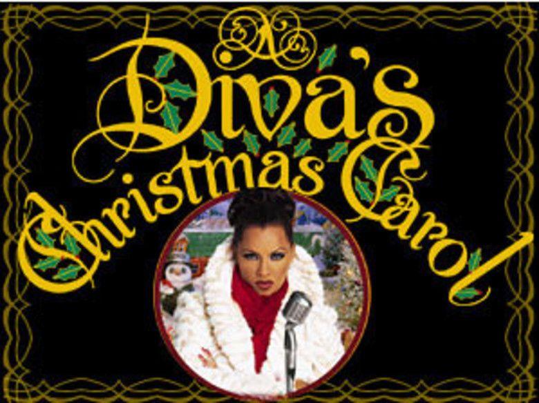 A Divas Christmas Carol movie scenes