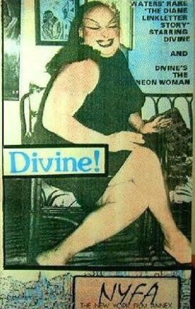 A Divine Double Feature movie poster