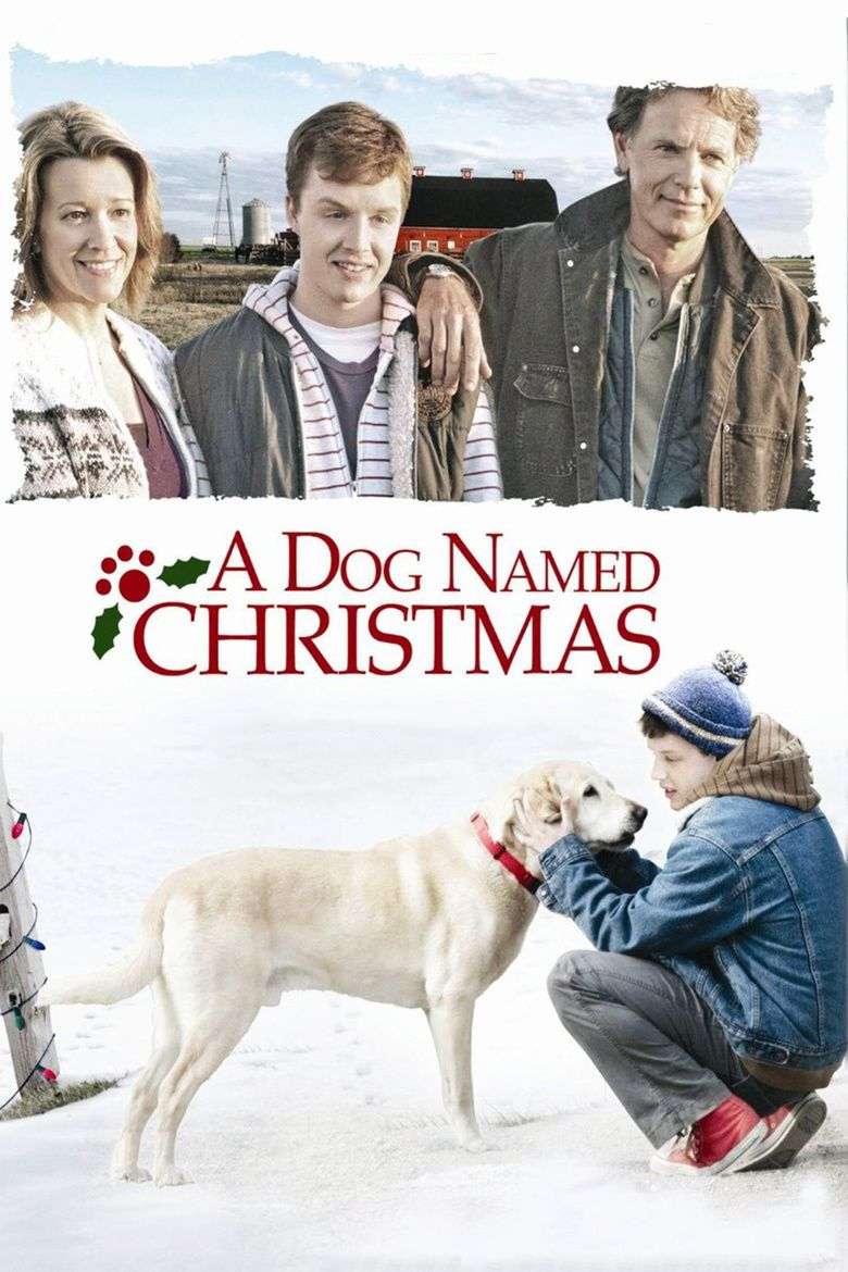 A Dog Named Christmas movie poster