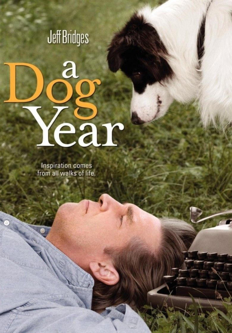 A Dog Year movie poster