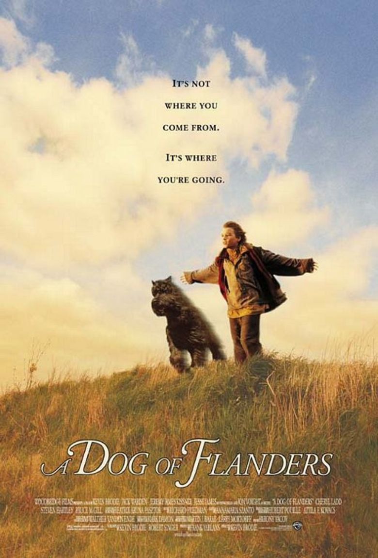 A Dog of Flanders (1999 film) movie poster