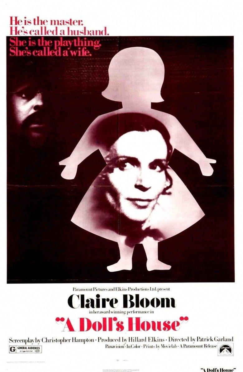 A Dolls House (1973 Garland film) movie poster