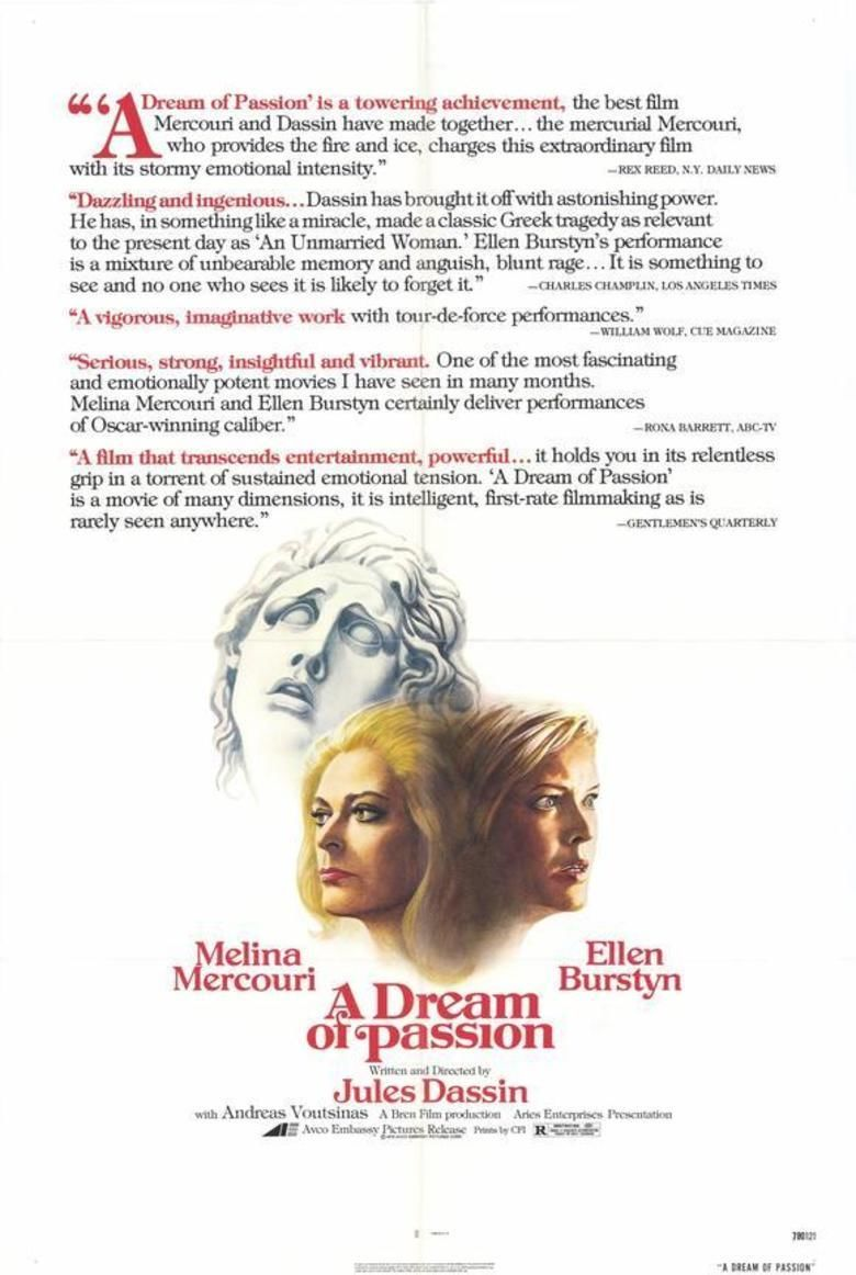 A Dream of Passion movie poster