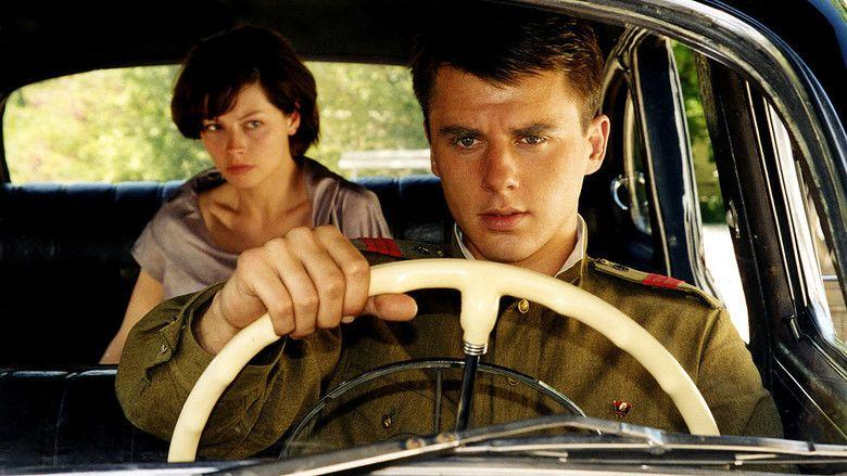 A Driver for Vera movie scenes