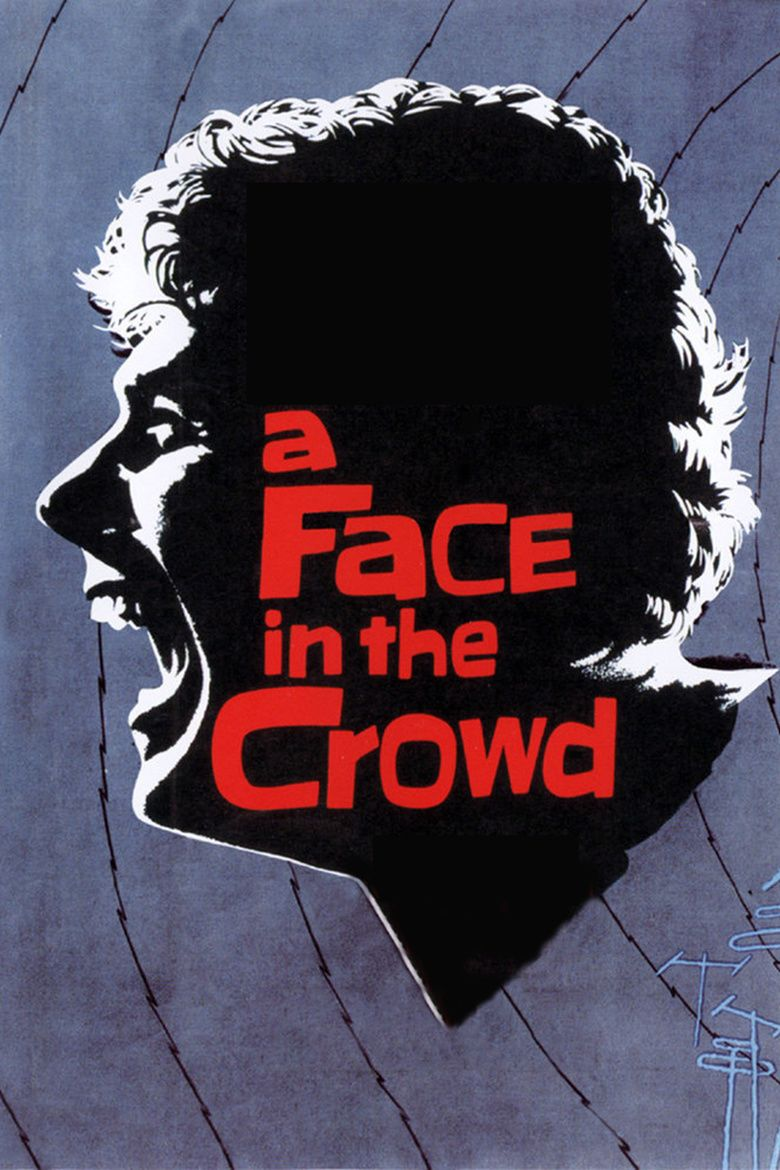 A Face in the Crowd (film) movie poster