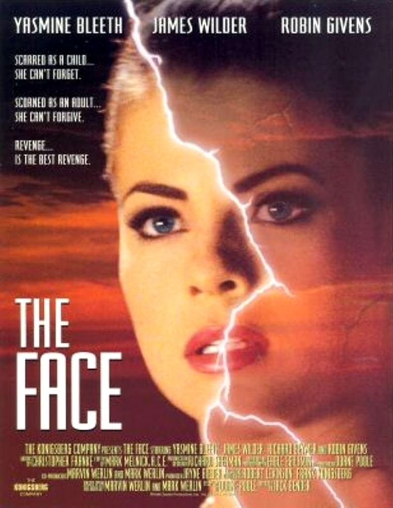 A Face to Die For movie poster