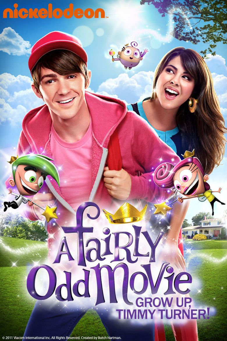 A Fairly Odd Movie: Grow Up, Timmy Turner! movie poster