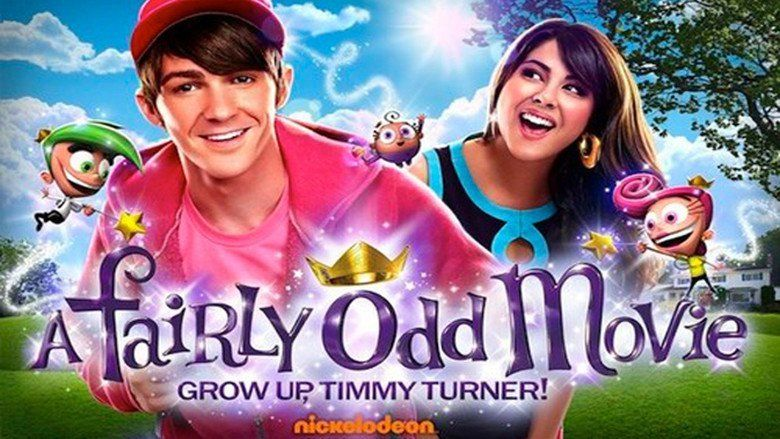 A Fairly Odd Movie: Grow Up, Timmy Turner! movie scenes