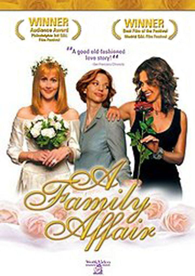 A Family Affair (2001 film) movie poster