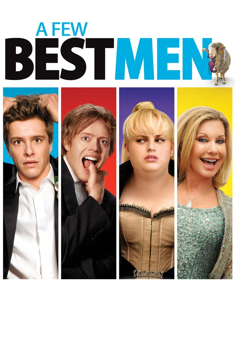 A Few Best Men movie poster
