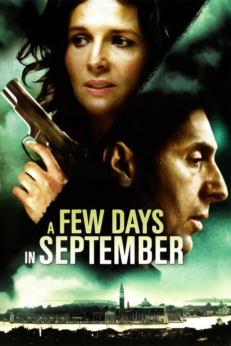 A Few Days in September movie poster