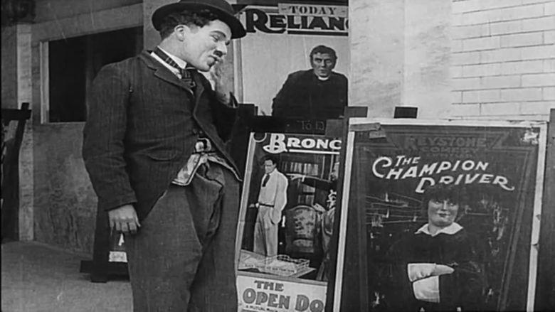 A Film Johnnie movie scenes
