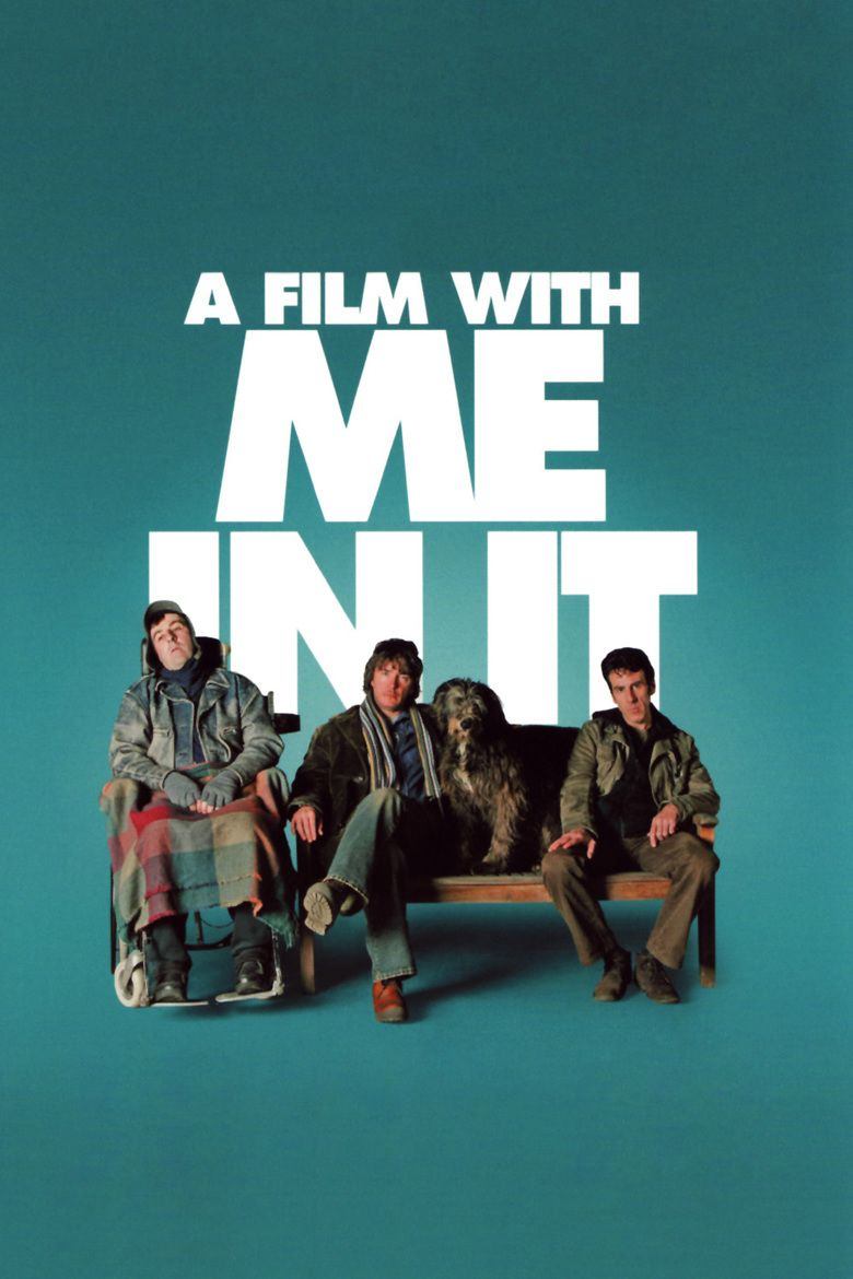 A Film with Me in It movie poster