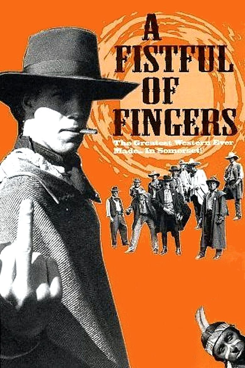 A Fistful of Fingers movie poster