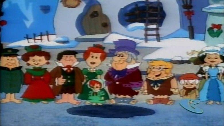 A Flintstones Christmas Carol - Alchetron, the free social ...