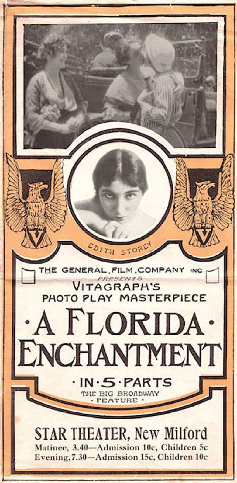 A Florida Enchantment movie poster