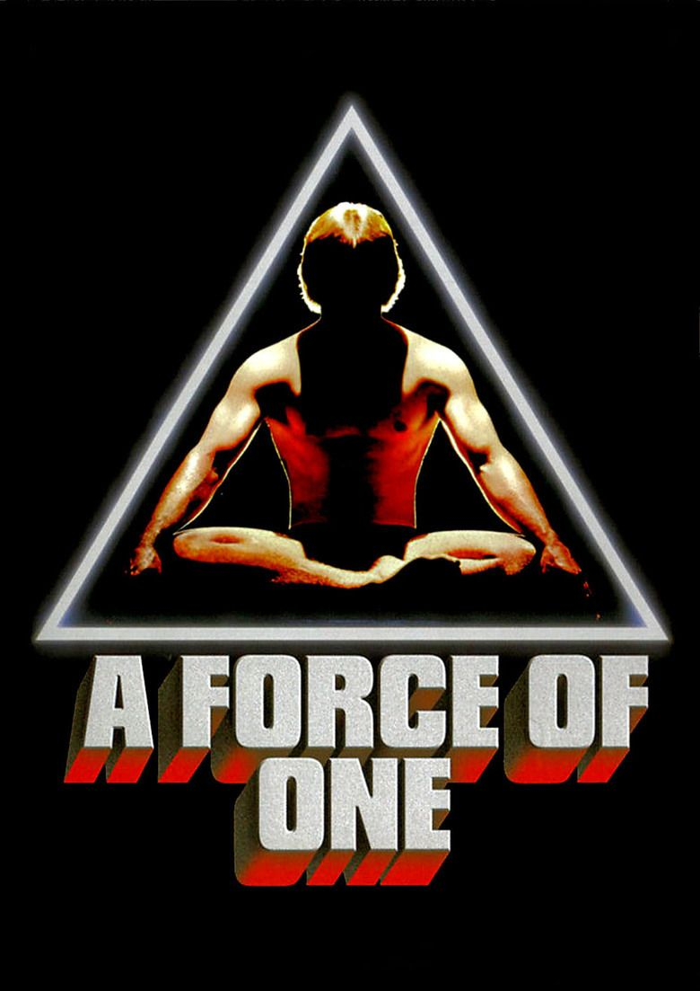 A Force of One movie poster