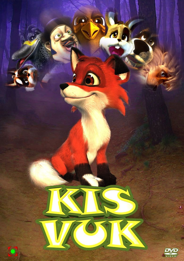 A Foxs Tale movie poster