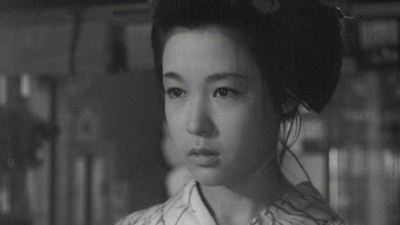 A Geisha movie scenes