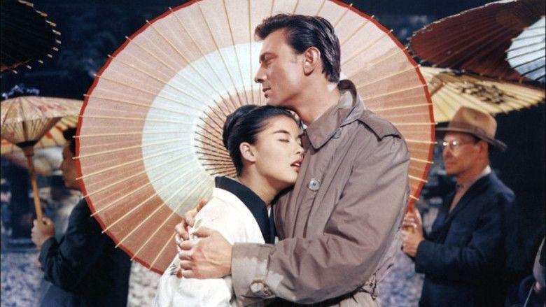 A Girl Named Tamiko movie scenes