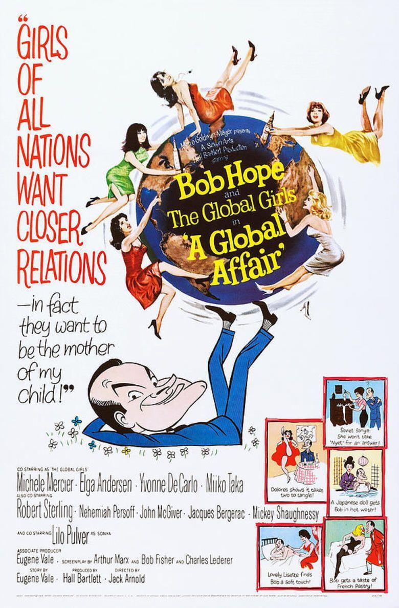 A Global Affair movie poster