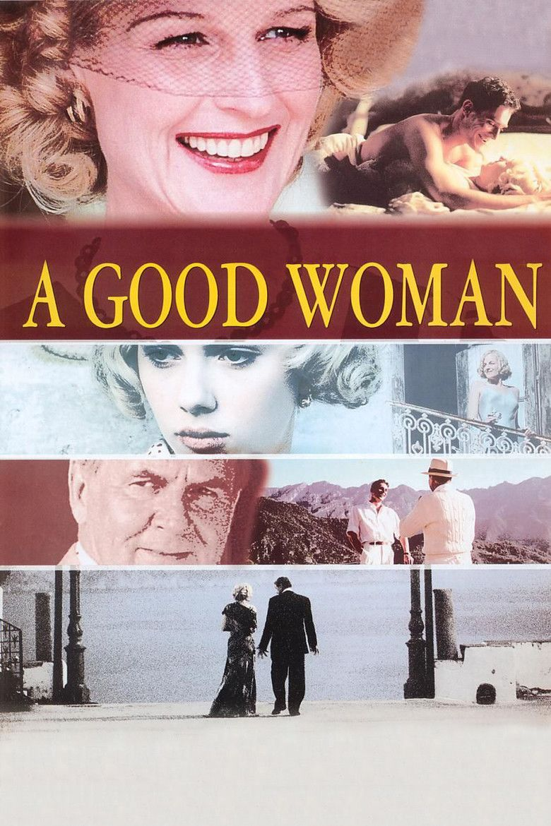 A Good Woman (film) movie poster