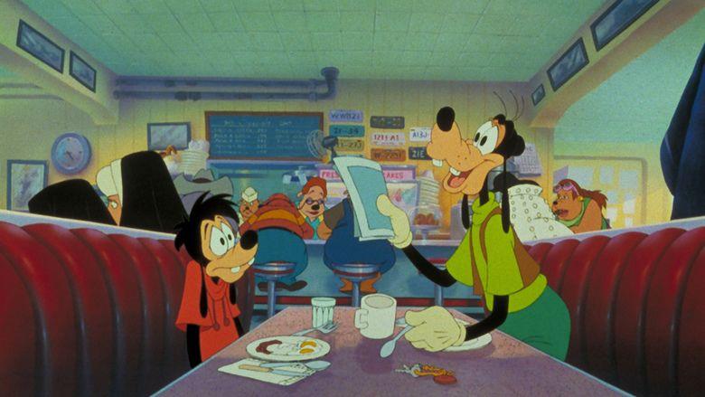 A Goofy Movie movie scenes