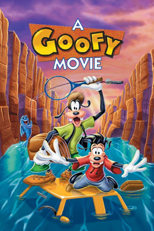 A Goofy Movie movie poster