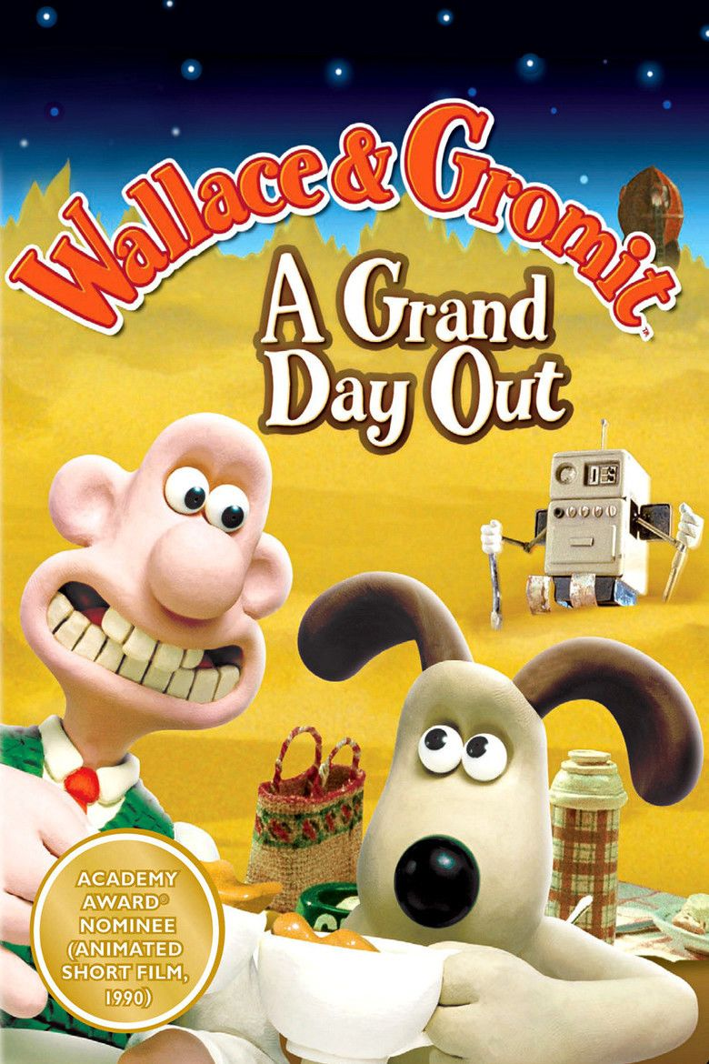 A Grand Day Out movie poster