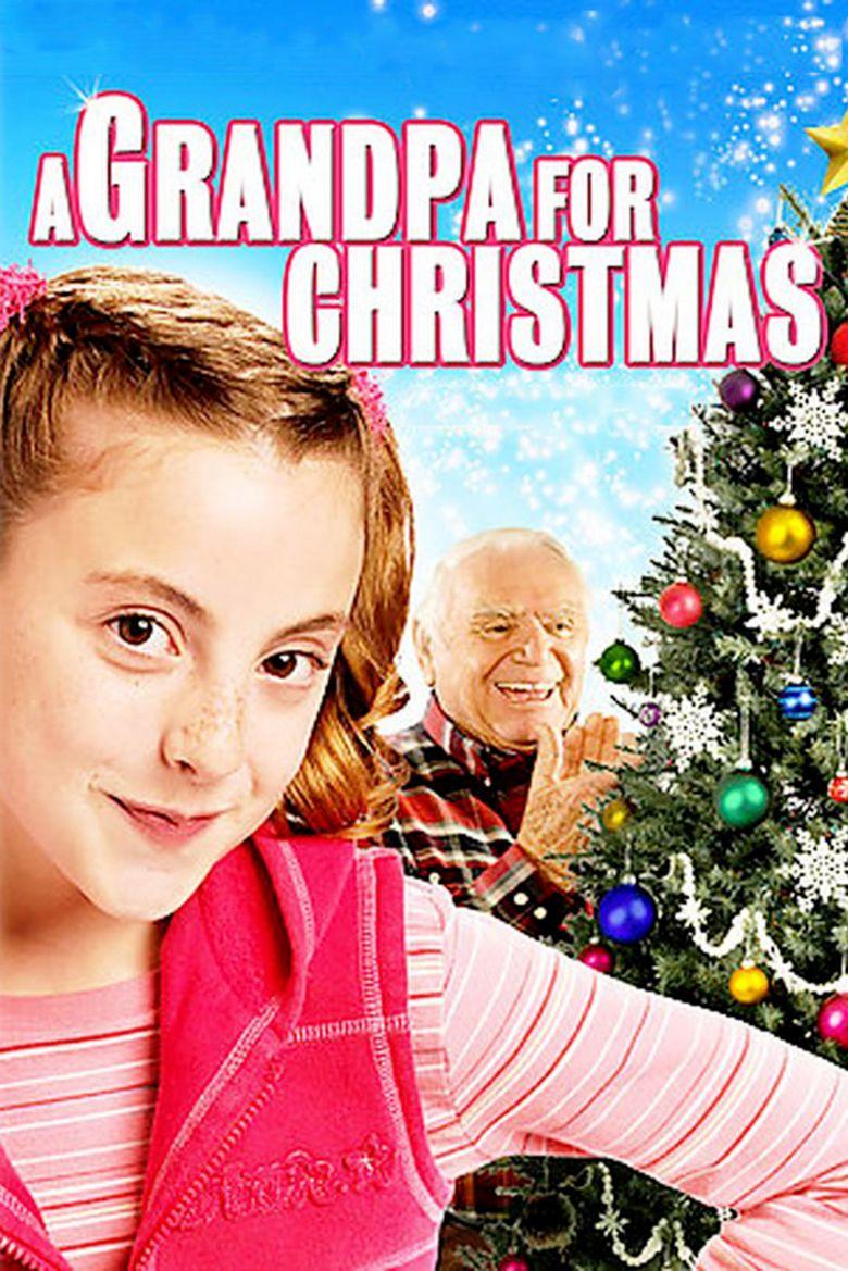 A Grandpa for Christmas movie poster