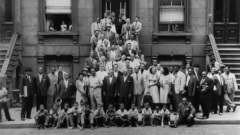 A Great Day in Harlem (film) movie scenes