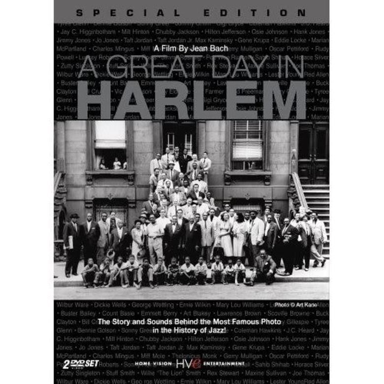 A Great Day in Harlem (film) movie poster