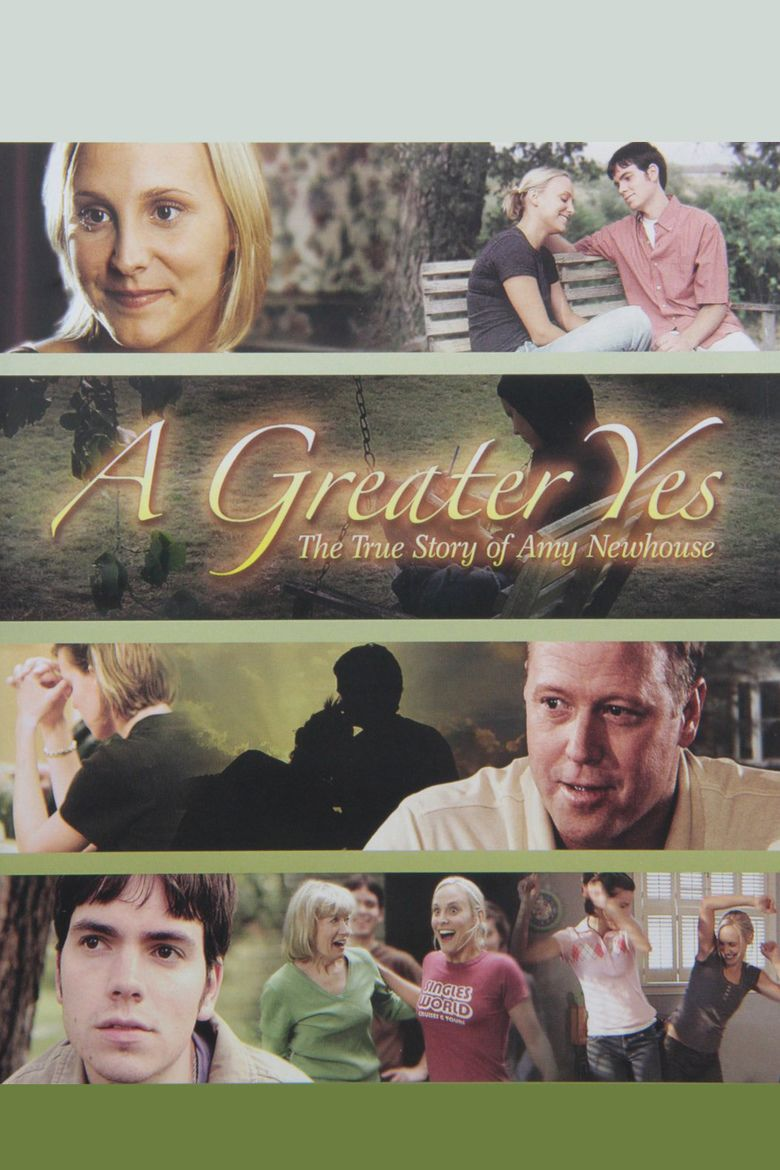 A Greater Yes movie poster