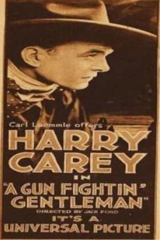 A Gun Fightin Gentleman movie poster