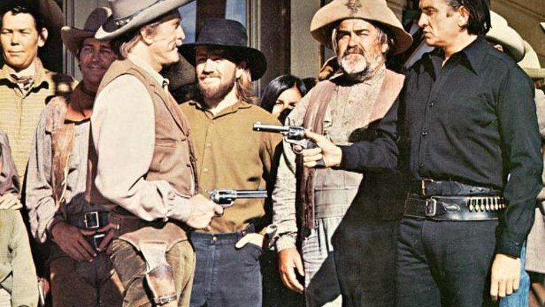 A Gunfight movie scenes