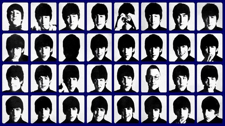 A Hard Days Night (film) movie scenes